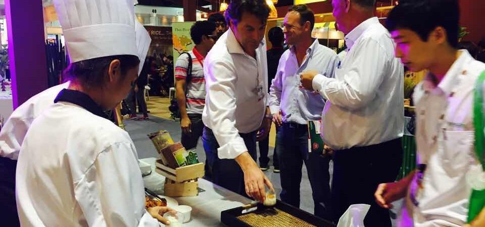 THAIFEX-WORLD OF FOOD ASIA 2015 วันที่ 20-22 พ.ค. 58 ณ. อิมแพคเมืองทองธานี